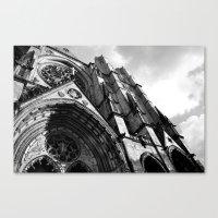 Cathedral Of Saint John … Canvas Print
