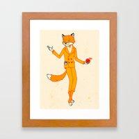 Wild Animal Framed Art Print