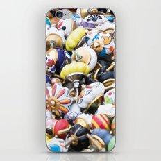 Turkish Door Knobs iPhone & iPod Skin