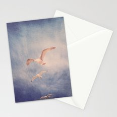 brighton seagulls 2 Stationery Cards