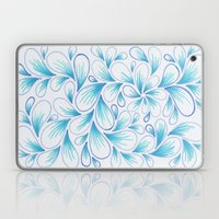 Cerulean Spray  Laptop & iPad Skin