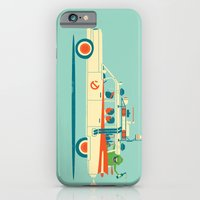 iPhone Cases featuring Party in the Back by Jay Fleck