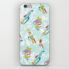 Abstracted Rockets Remix iPhone & iPod Skin