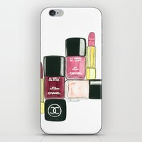 Beauty Shot iPhone & iPod Skin