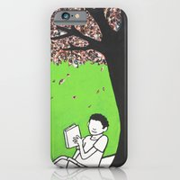 Falling Leaves iPhone 6 Slim Case