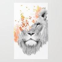 If I Roar (The King Lion… Rug