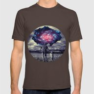 T-shirt featuring Father With Child by Cs025