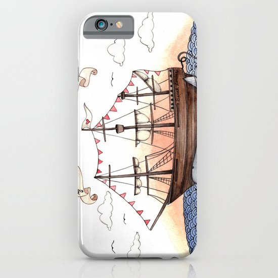 Float My Boat iPhone & iPod Case