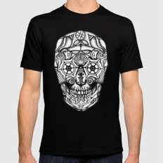 Sea-Scull SMALL Black Mens Fitted Tee