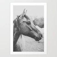 Wild Heart, No. 3 Art Print
