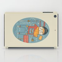 Berliner Kind iPad Case