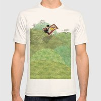 Fernando Pessoa Mens Fitted Tee Natural SMALL