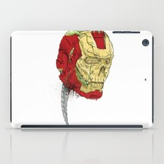 The Death of Iron Man iPad Case