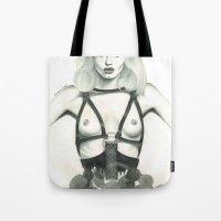 Abbey Lee Tote Bag