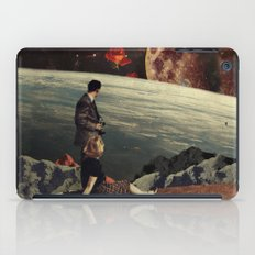 The Roses Came iPad Case