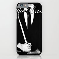 iPhone & iPod Case featuring The Cane by Derek Donovan