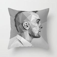 Travis Bickle Throw Pillow