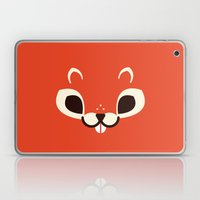 Minimal Squirrell Laptop & iPad Skin