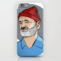iPhone & iPod Case featuring Zissou by Max the Kid