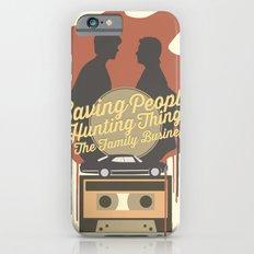 Retro Supernatural iPhone 6 Slim Case