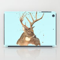 Ice Reindeer iPad Case