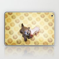 Why do we love dogs and eat pigs? Laptop & iPad Skin