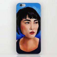 Mako Mori (v2) iPhone & iPod Skin