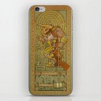 Ionic Asterion iPhone & iPod Skin