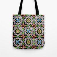 Decorative Gothic Reviva… Tote Bag