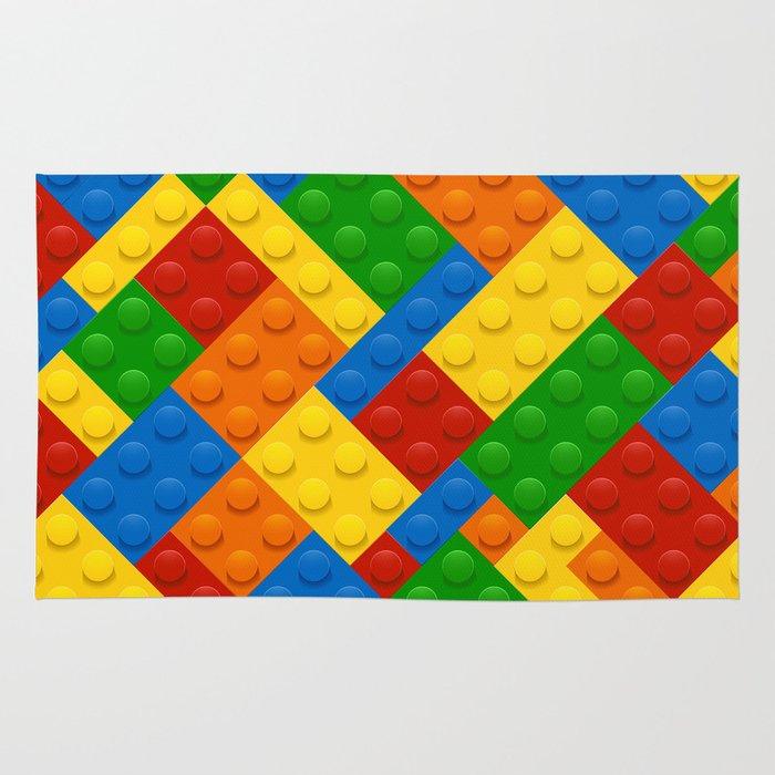 Lego Rug By De4macja Society6