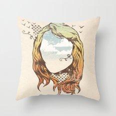 imaginario Throw Pillow