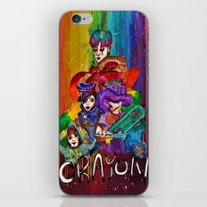 G-Dragon Crayon iPhone & iPod Skin