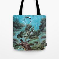 The Unknown Rider In On The Kill Taker Tote Bag
