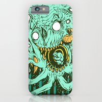 iPhone & iPod Case featuring Sanctuary (Pt. 2) by EMLART