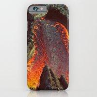 Active Volcano in Guatemala iPhone 6 Slim Case