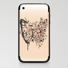Metamorphora iPhone & iPod Skin