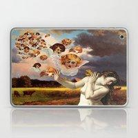 Putti Attack Laptop & iPad Skin
