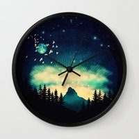 Stellanti Nocte Wall Clock