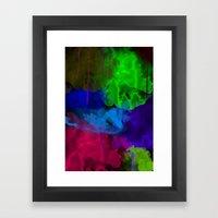 Spotblend Framed Art Print