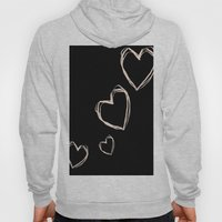 Love Hearts  Hoody