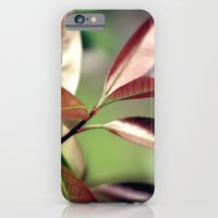 iPhone & iPod Case featuring Leaves by Chase Voorhees