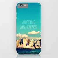 iPhone & iPod Case featuring Anything Can Happen by Alisha Williams