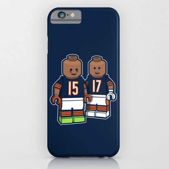 Bears Bricked: Brandon Marshall & Alshon Jeffery iPhone & iPod Case