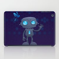 Waving Robot iPad Case