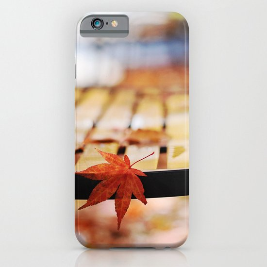 Holding on... iPhone & iPod Case