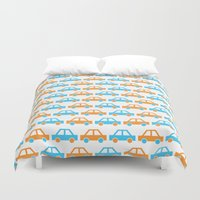 The Essential Patterns O… Duvet Cover