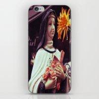 St. Teresa iPhone & iPod Skin