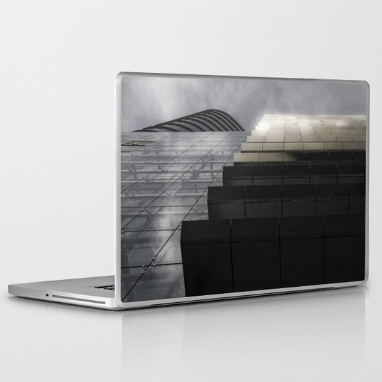 Builds 1 Laptop & iPad Skin