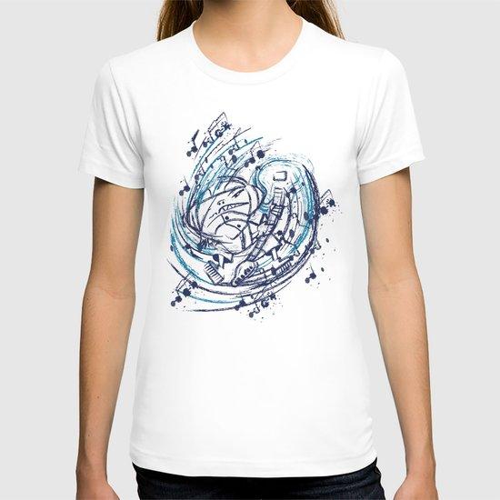 Slicing Serenades T-shirt