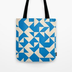 Blue #3 Tote Bag